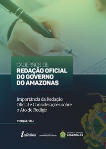 Caderno de Redação Oficial do Governo do Amazonas
