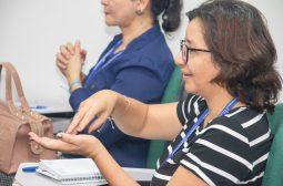 Quarenta servidores participam da primeira turma do Curso de Libras Básico para Atendimento