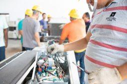 Apenados do semiaberto já contribuíram para recuperação de mais de 200 equipamentos para o Estado