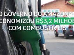 MEDIDAS DA SEAD RESULTARAM NA ECONOMIA DE R$ 3,2 MILHÕES NOS GASTOS COM COMBUSTÍVEIS