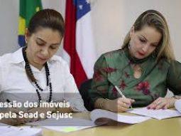Sead cede imóveis para Operação Acolhida que visa reordenar entorno da rodoviária de Manaus