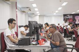 Recadastramento de 8 mil servidores, aposentados e pensionistas nascidos em fevereiro começa nesta terça-feira (11/02)
