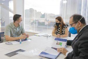 Sead e Semad firmam parceria para fortalecer qualificação dos servidores públicos municipais