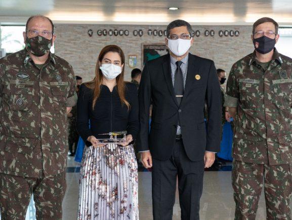 Governo do Estado assina cooperação técnica com Exército Brasileiro para fortalecer programa Amazônia Conectada